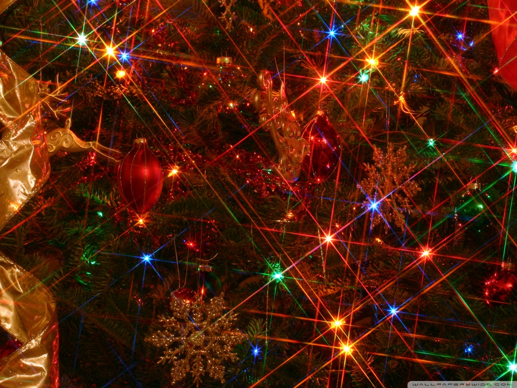 Free Xmas Wallpapers Animated Christmas Tree Lights 4k Hd Desktop Wallpaper For 4k Ultra