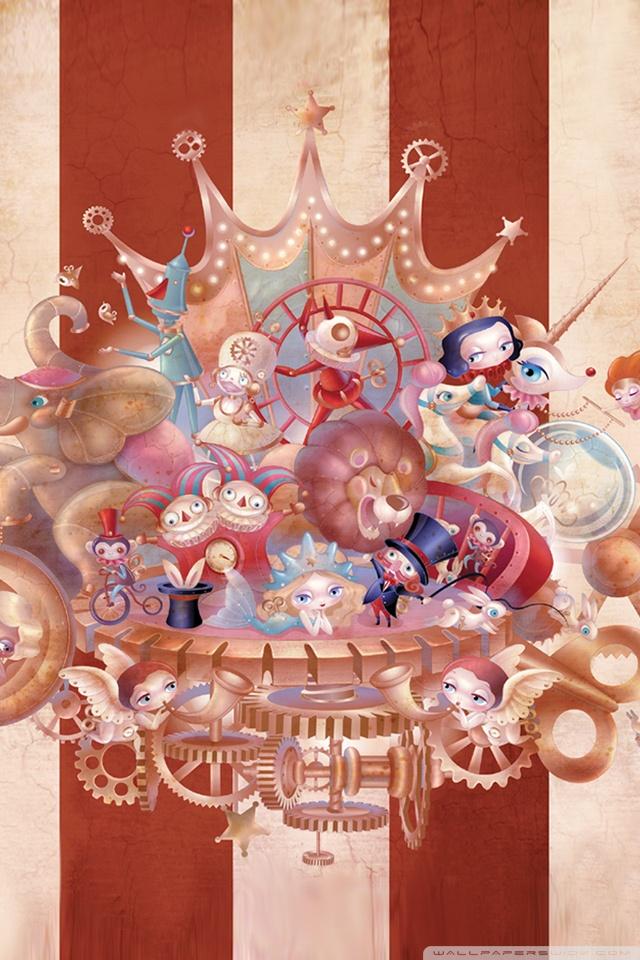 Fantasy Girl Hd Wallpaper Download Circus 4k Hd Desktop Wallpaper For 4k Ultra Hd Tv Wide