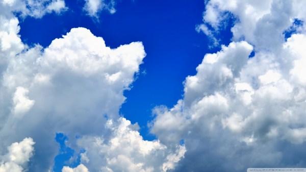 Clouds 4k Hd Desktop Wallpaper Ultra Tv Wide & Widescreen Displays Dual