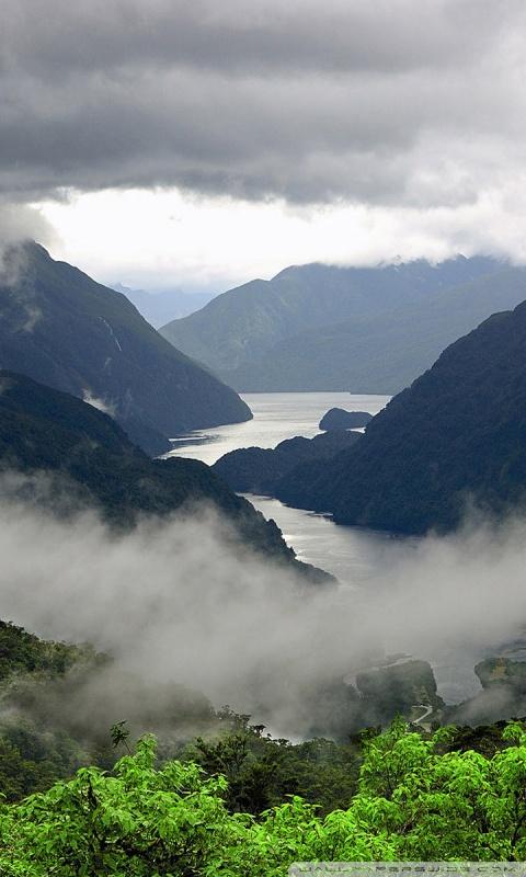 Cloudy Weather Hd Wallpapers Cloudy Weather Mountains Landscape 4k Hd Desktop Wallpaper