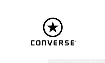 Converse Logo 4K HD Desktop Wallpaper for 4K Ultra HD TV