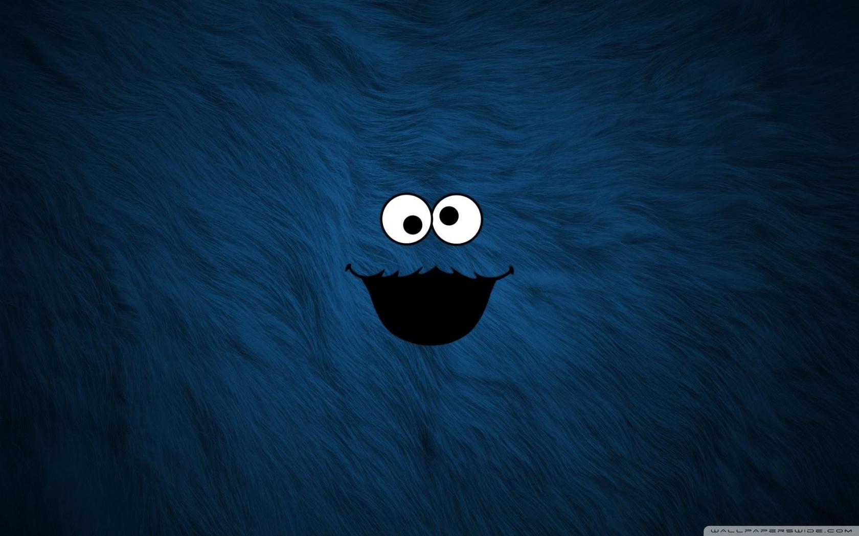 Fall 4k Wallpaper Cookie Monster Background 4k Hd Desktop Wallpaper For 4k