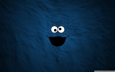 Cookie Monster Background Ultra HD Desktop Background Wallpaper for 4K UHD TV : Tablet : Smartphone