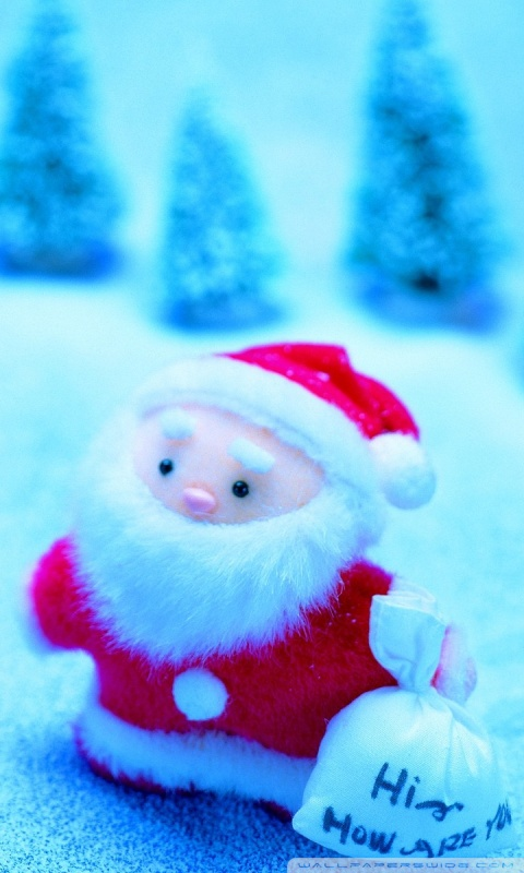 Very Cute Wallpapers For Mobile 240x320 Cute Santa Claus 4k Hd Desktop Wallpaper For 4k Ultra Hd