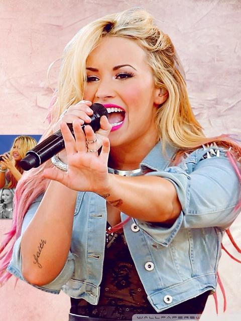 2ne1 Wallpaper Hd Demi Lovato Singing 4k Hd Desktop Wallpaper For 4k Ultra