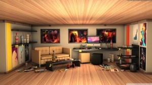 Room Background Wallpaper 3