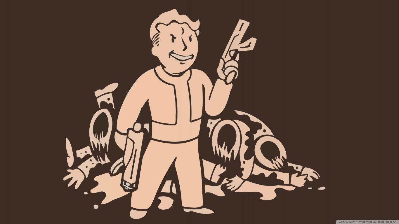 Fall Out Boy Wallpaper Ipad Fallout Vault Boy 4k Hd Desktop Wallpaper For 4k Ultra Hd