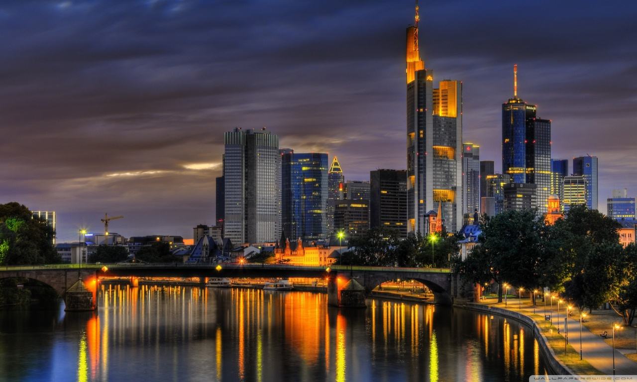 Frankfurt, Germany HD desktop wallpaper : High Definition ...
