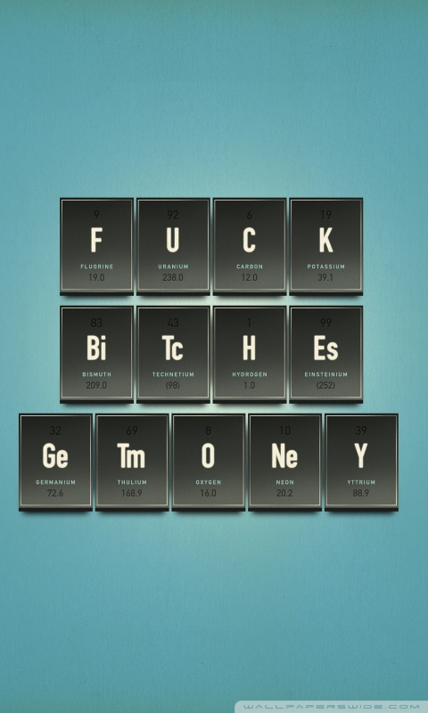 chemistry periodic table