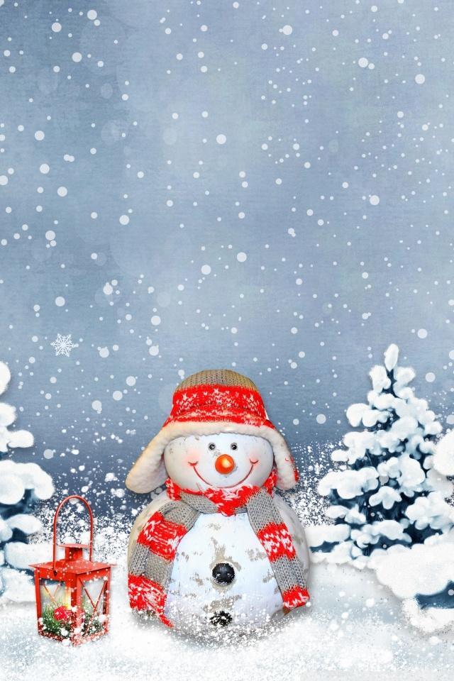 Cute Snowman Christmas Wallpaper Funny Snowman Ultra Hd Desktop Background Wallpaper For 4k