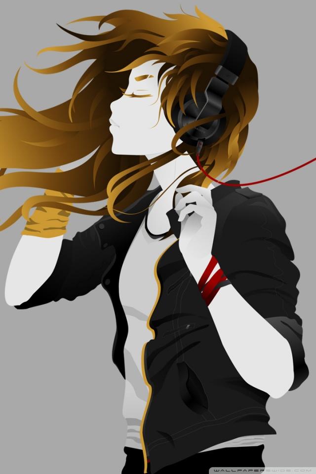 Goggles Girl Hd Wallpapers Girl With Headphone By Cs9 Fx Design 4k Hd Desktop