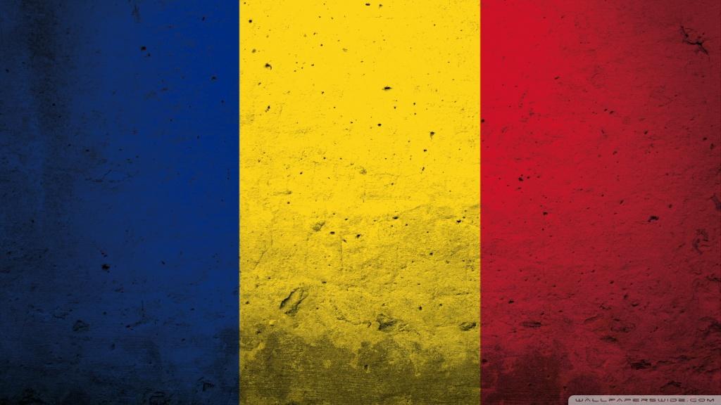 Grunge Flag Of Romania HD desktop wallpaper : High Definition ...