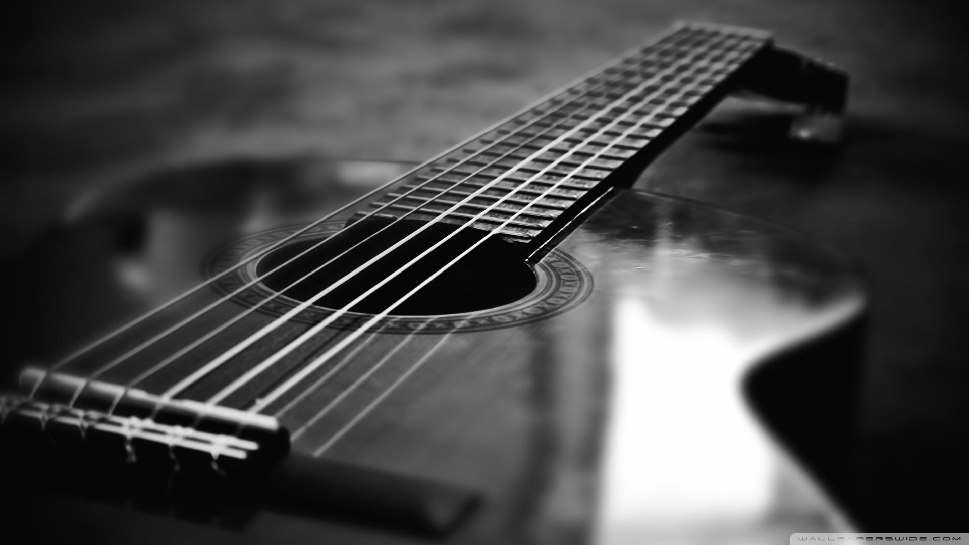 guitar 4k hd desktop