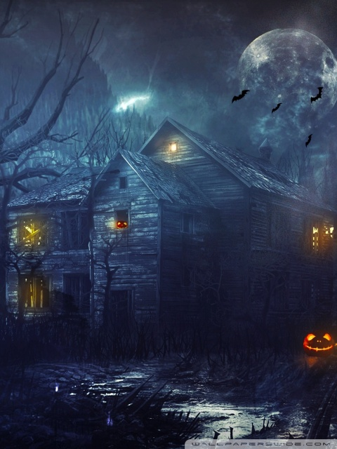 Free Fall Screensavers And Wallpaper Halloween 4k Hd Desktop Wallpaper For 4k Ultra Hd Tv