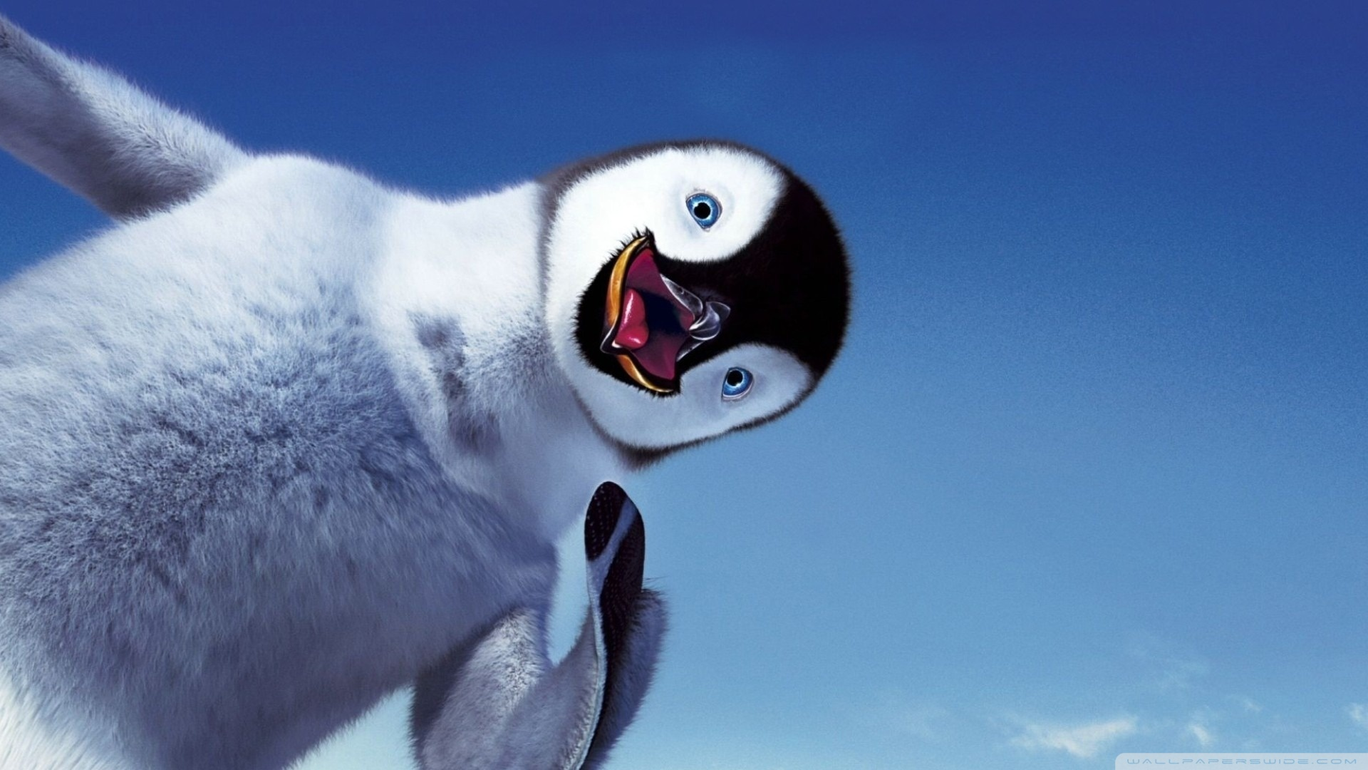 happy feet two ❤ uhd desktop wallpaper for ultra hd 4k 8k