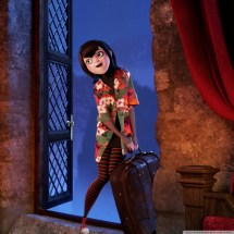 Hotel Transylvania Dracula With Daughter Mavis 4k Hd