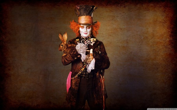 Johnny Depp Alice in Wonderland