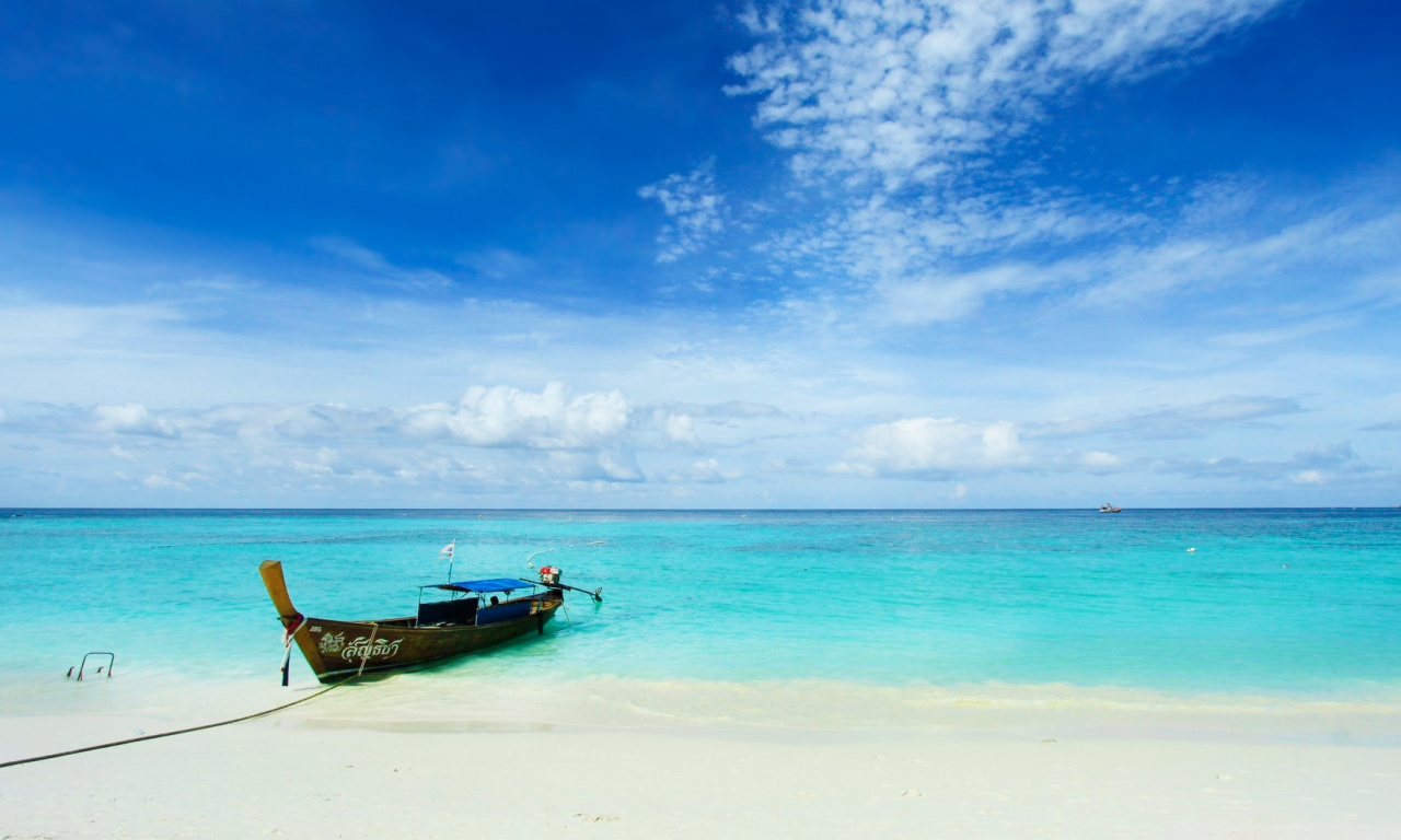 Lipe Island, Thailand HD desktop wallpaper : High Definition ...