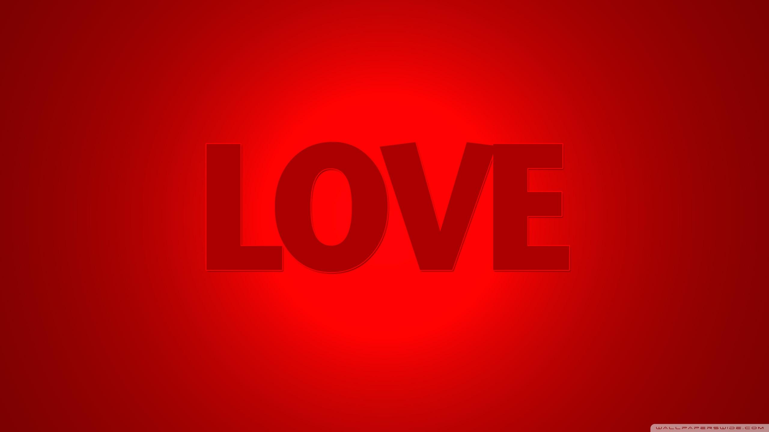 love word ❤ uhd desktop wallpaper for ultra hd 4k 8k • mobile