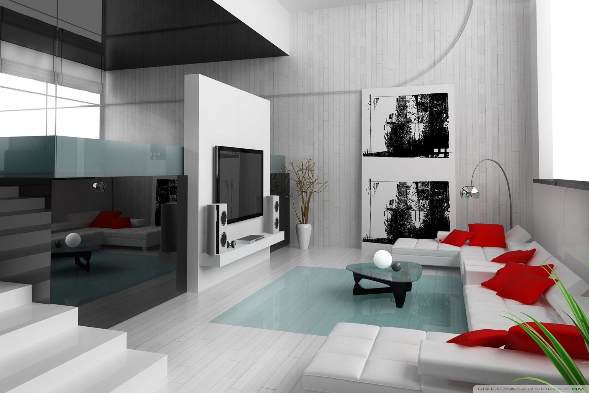 Minimalist Interior Design ❤ 4K HD Desktop Wallpaper For 4K Ultra