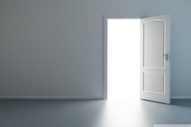 door open 4k hd background tv