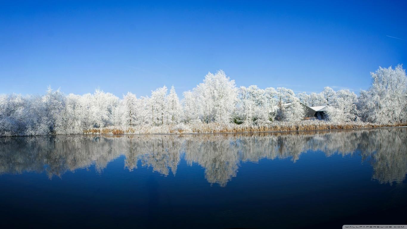 Hd Wallpaper Panoramic Photography Winter 4k Hd Desktop Wallpaper For