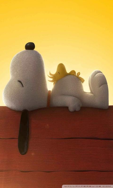 Snoopy Wallpaper Iphone X Peanuts 2015 Movie 4k Hd Desktop Wallpaper For 4k Ultra Hd