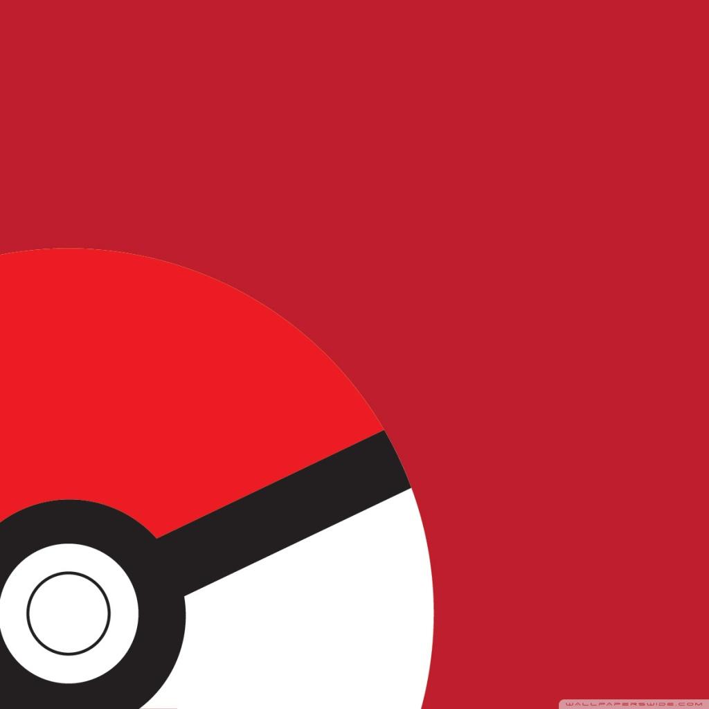 Cute Starter Pokemon Wallpaper Pokemon Pokeball Red Ultra Hd Desktop Background Wallpaper