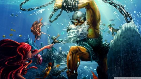 Poseidon 4k Hd Desktop Wallpaper Ultra Tv