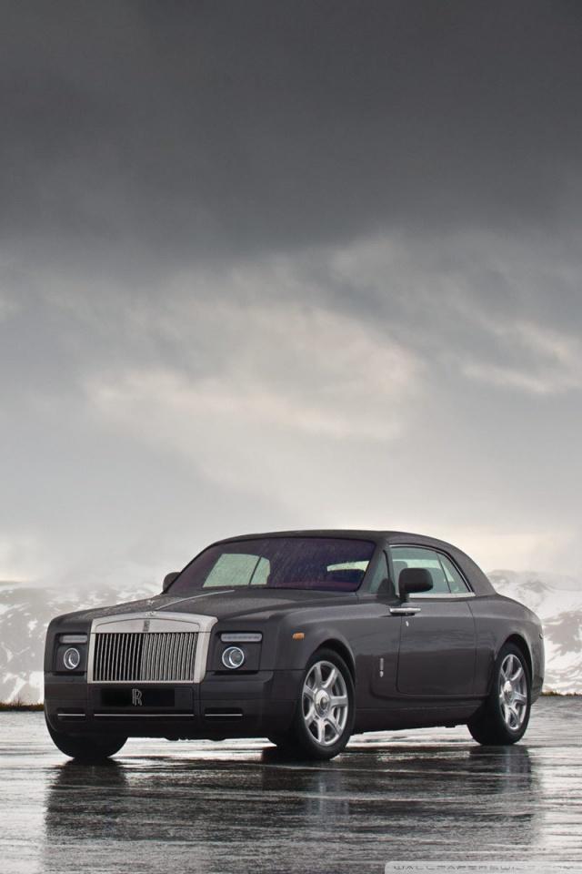 Rolls Royce Super Car 13 4K HD Desktop Wallpaper for 4K