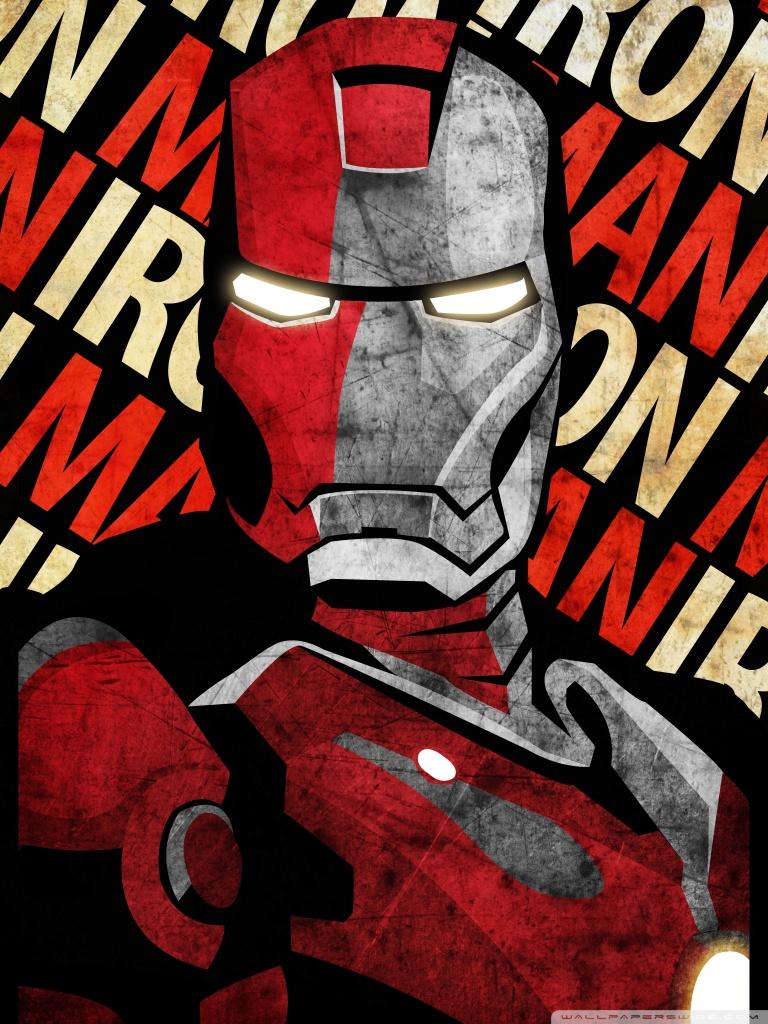 batman vs superman iron