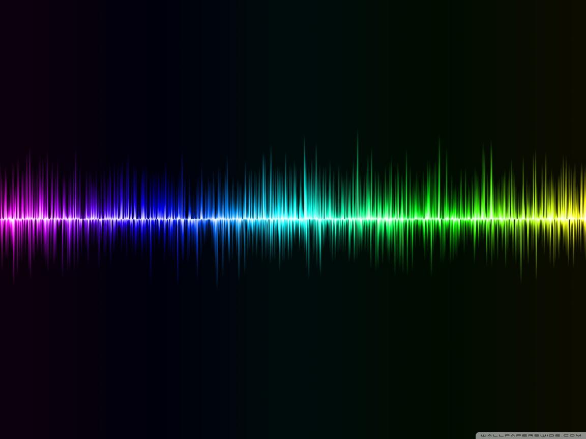 Sound Wave 4K HD Desktop Wallpaper for 4K Ultra HD TV