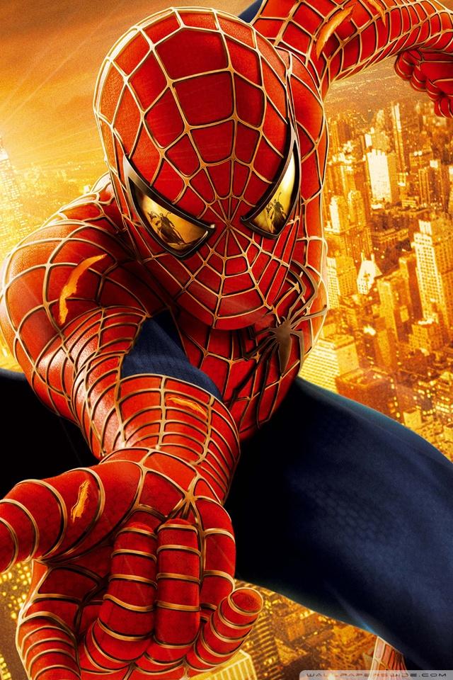 Spider Man Ultra HD Desktop Background Wallpaper for 4K