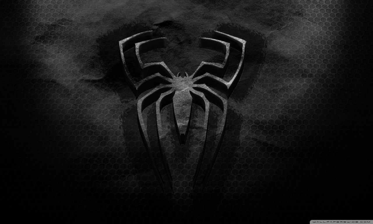 spiderman old a logo