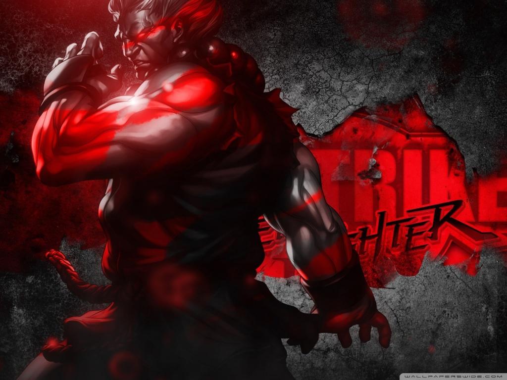 Supreme Wallpaper Hd Iphone X Street Fighter Iii Akuma 4k Hd Desktop Wallpaper For 4k