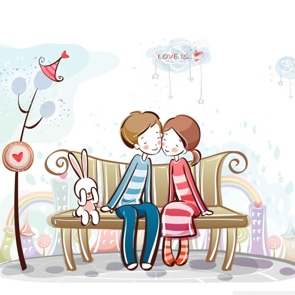 Sweet Couples Cute Love Wallpapers Sweet Couple On Bench 4k Hd Desktop Wallpaper For 4k Ultra