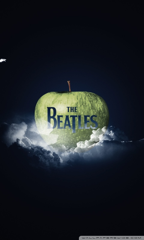 Falling Feathers Wallpaper The Beatles Logo 4k Hd Desktop Wallpaper For 4k Ultra Hd