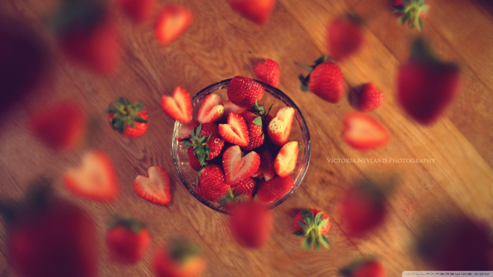 Wallpaper Strawberry Cute Very Berry Strawberry 4k Hd Desktop Wallpaper For 4k Ultra