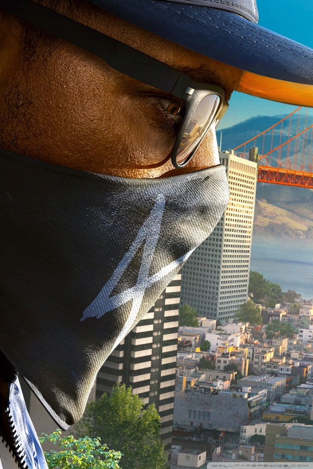 Watch Dogs 2 Wallpapers For Mobile Wallpapergood Co