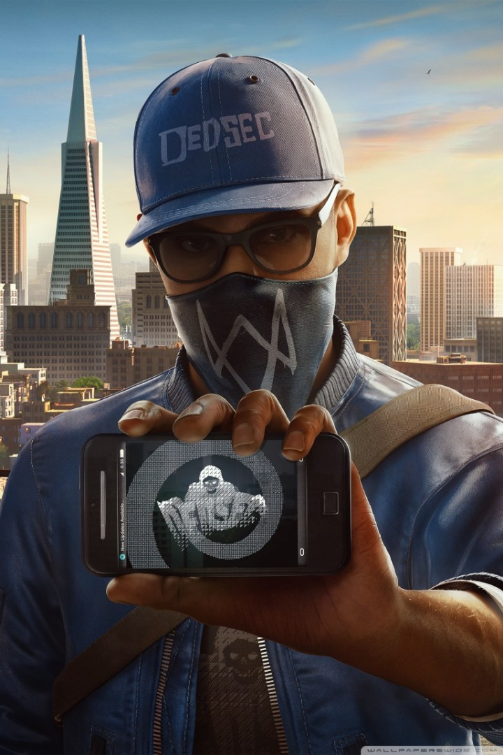 Watch Dogs 2 Wallpaper 4k For Mobile Wallpapergood Co