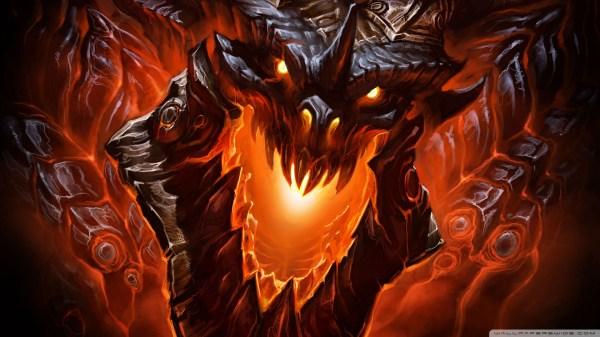 World Of Warcraft Cataclysm 4k Hd Desktop Wallpaper