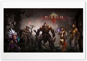 Diablo3 Single Screen