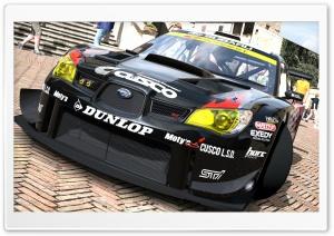 Subaru Impreza WRX STI Cusco GT