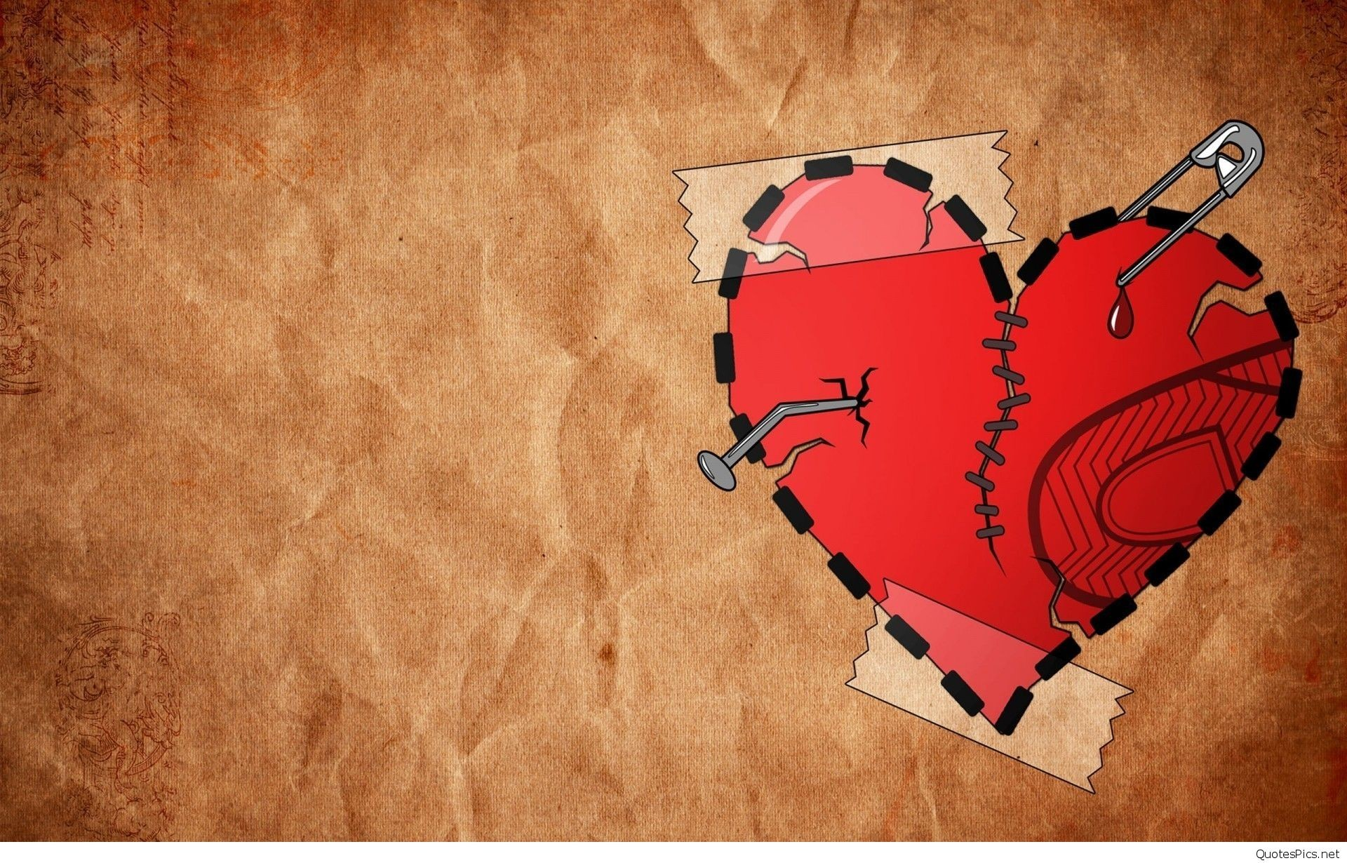3d Broken Hearts Wallpaper Heartbreak Wallpaper 183 ① Wallpapertag