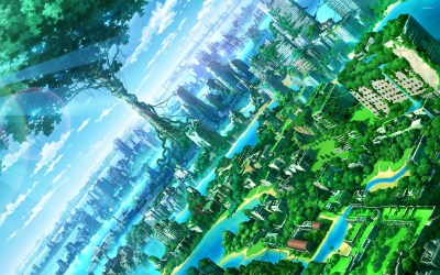 anime fantasy wallpapers hd nature tree artwork backgrounds desktop computer earth background water eye grass mobile px laptop iphone screen