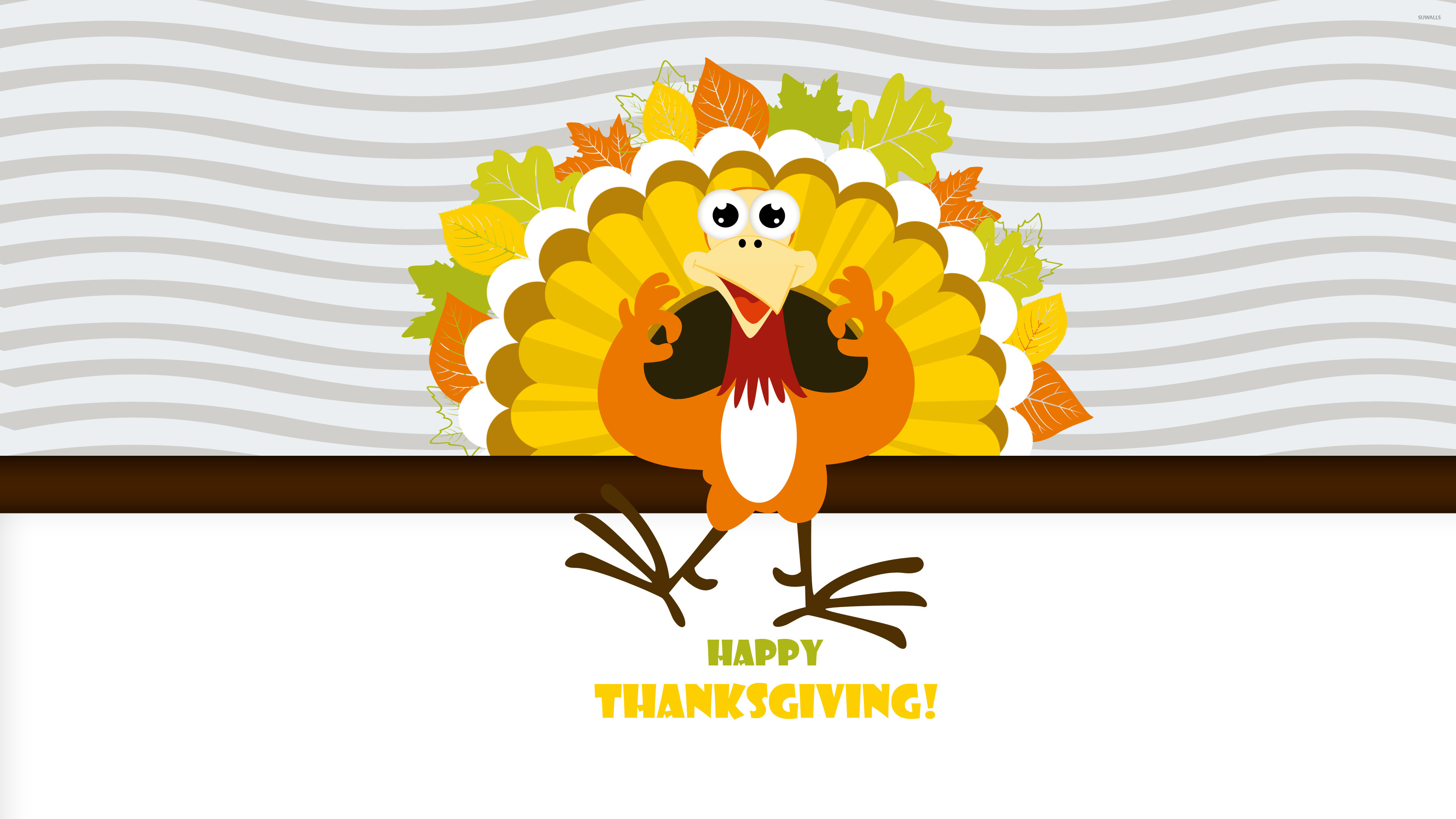 Autumn Leaves Falling Hd Wallpaper Turkey Wallpaper Thanksgiving 183 ① Wallpapertag