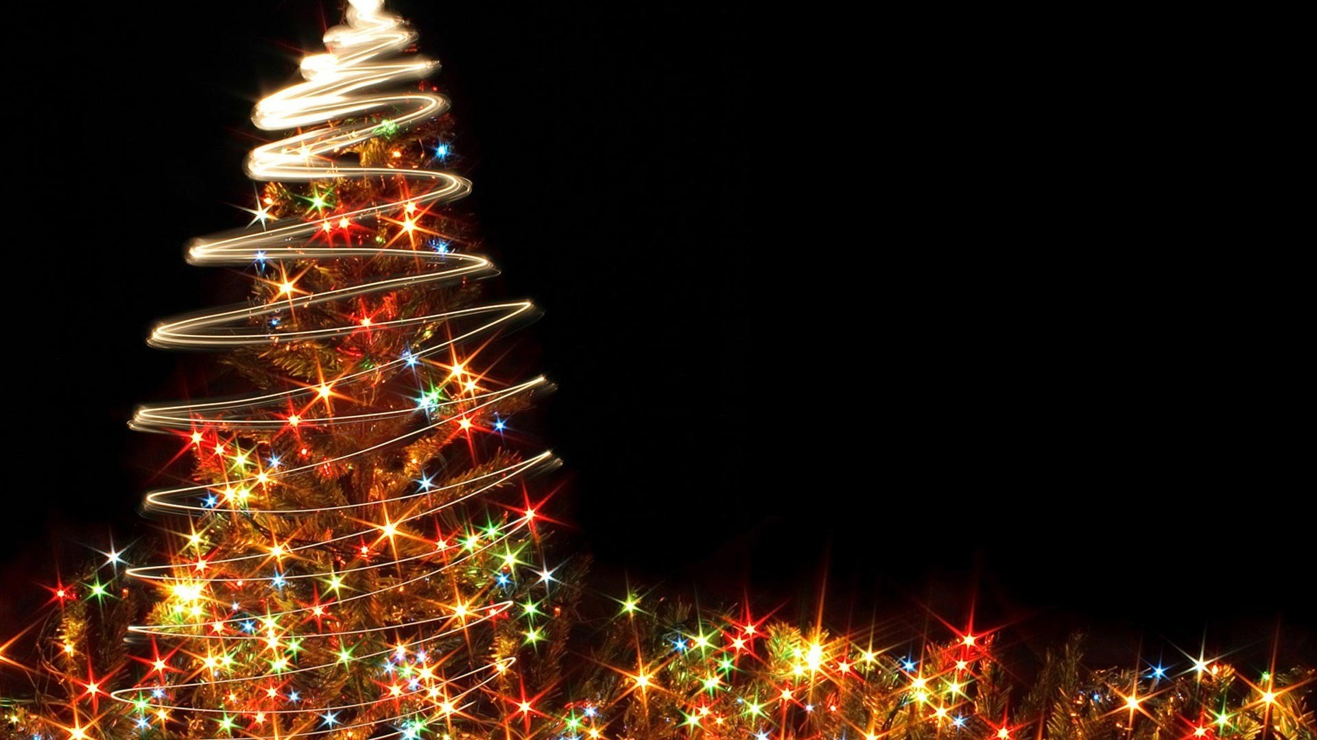 Christmas Tree Wallpaper Backgrounds ·①