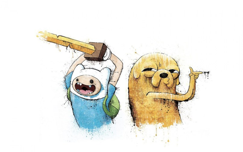 Adventure Time Wallpaper  E  A Free Beautiful High Resolution