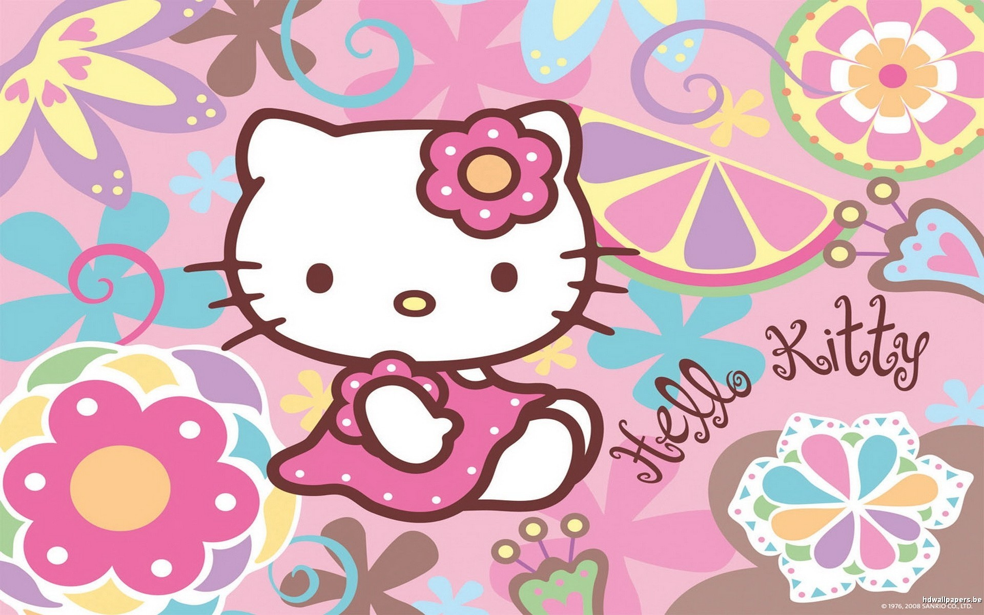 Hello Kitty Fall Wallpaper Hello Kitty Fall Wallpaper 183 ① Wallpapertag