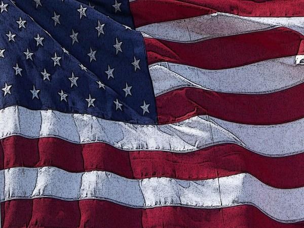 Cool American Flag